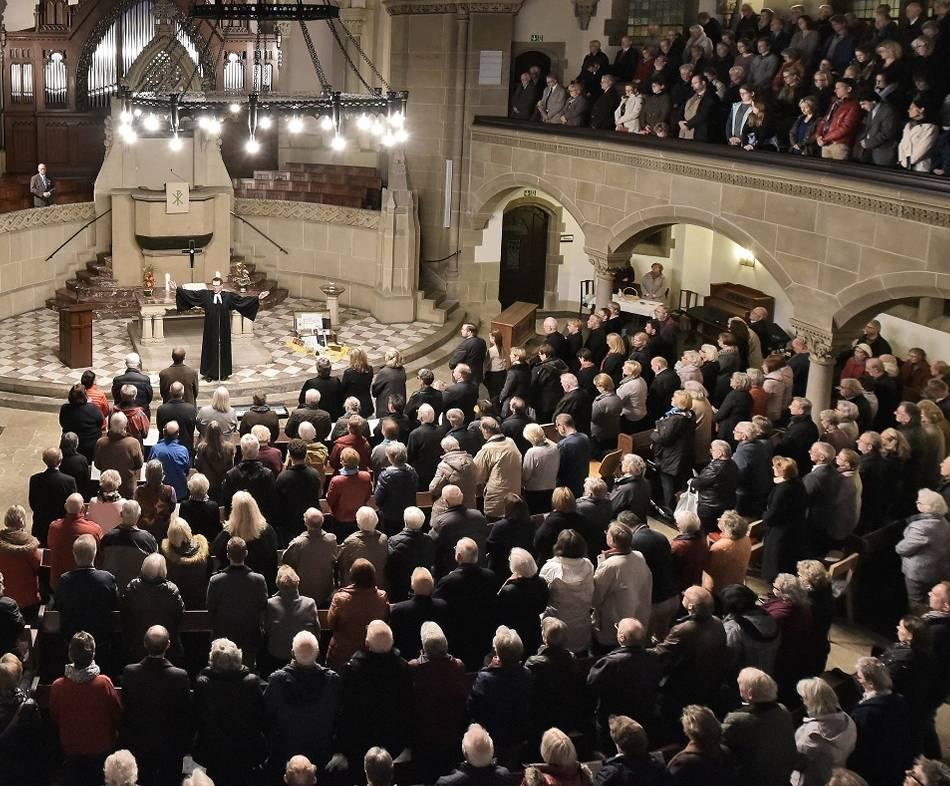 Religion: Nur an einem Tag ist die Kirche voll