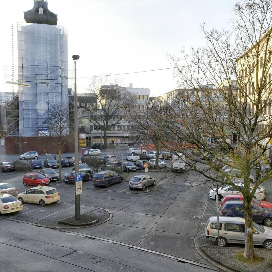Elberfeld.: SPD-Vorschlag für Platz am Kolk ohne Mehrheit