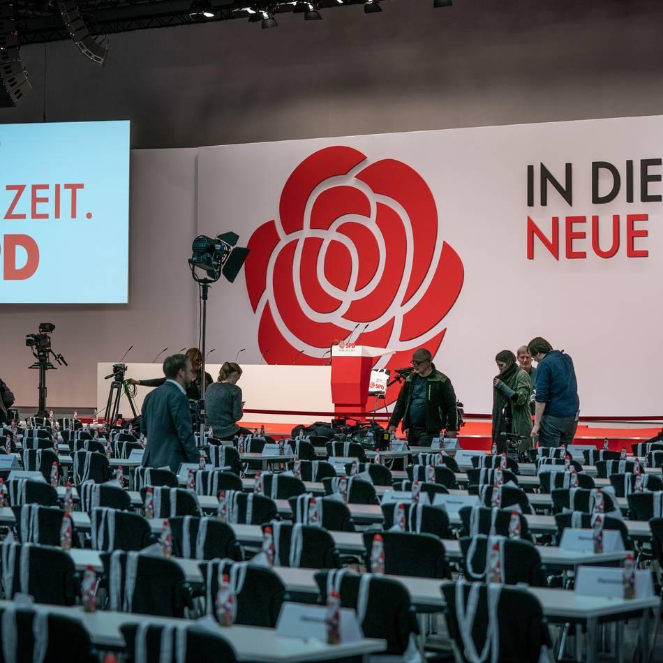 Meinung : SPD - Nur mit dem Bauch ist kein Staat zu machen