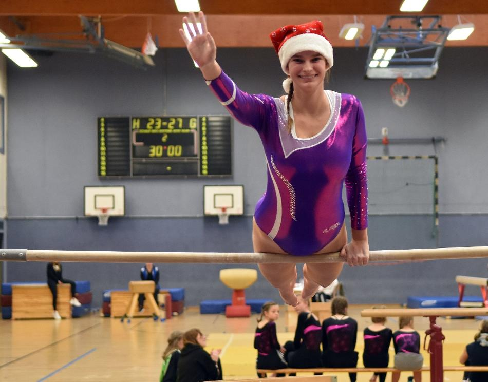 Turnen: Rekordbeteiligung beim Nikolauspokal