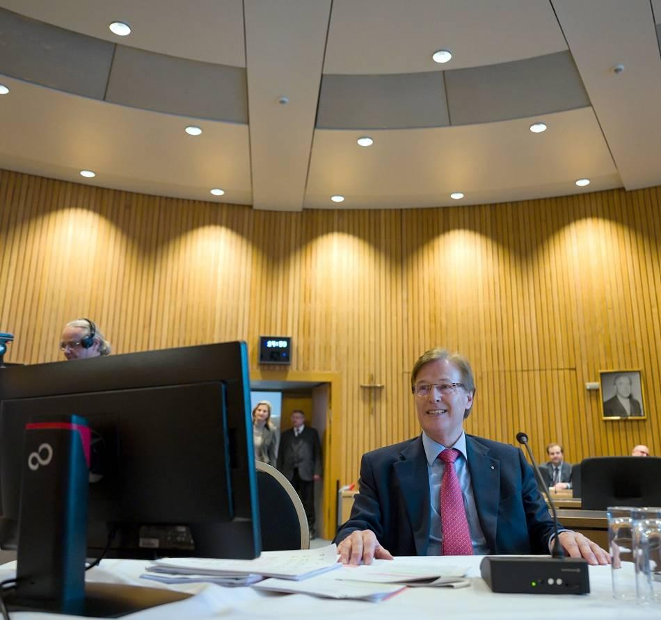 """Hackeraffäre: Biesenbach im Untersuchungsausschuss: """"Das ist mir nicht erinnerlich"""""""