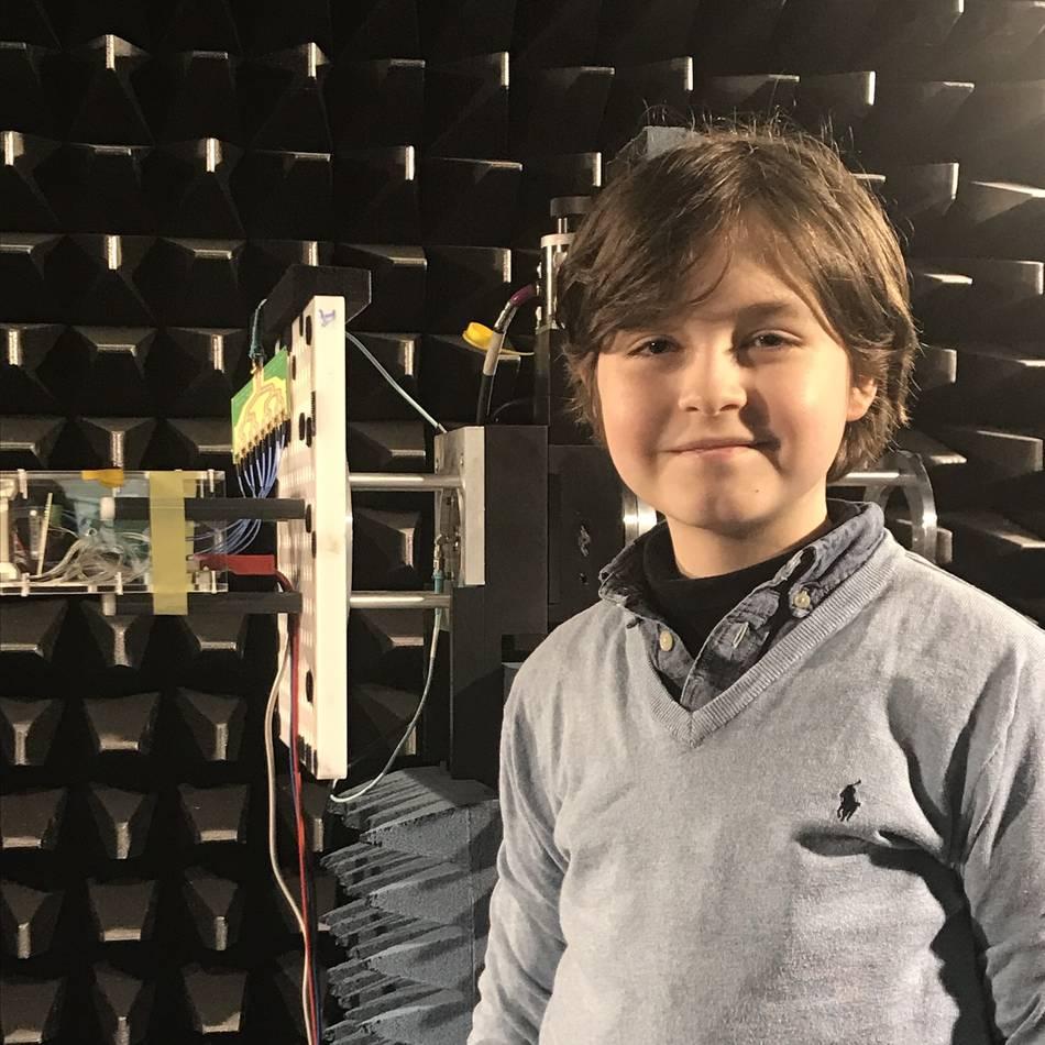 Nach Streit: Hochbegabter Laurent (9) stoppt Studium in den Niederlanden