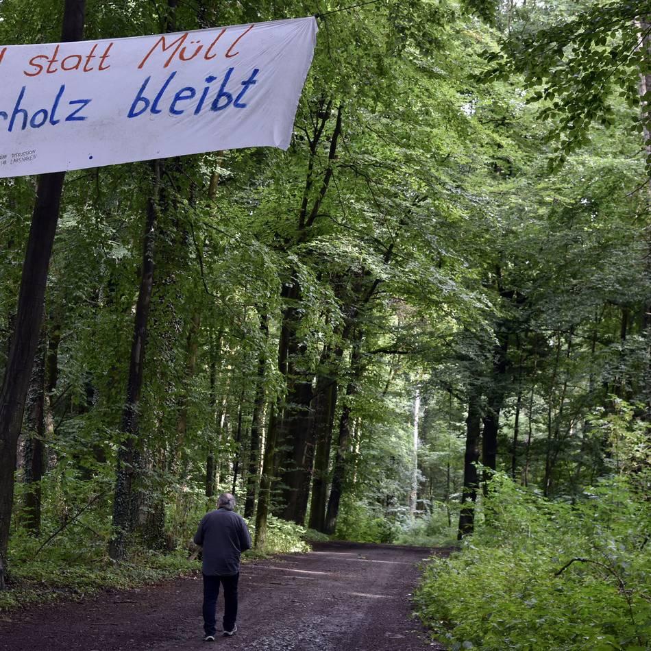 Umwelt: Die Fronten bleiben beim Thema Osterholz verhärtet