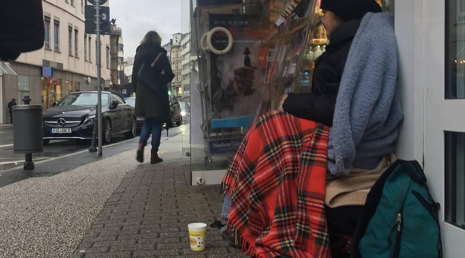 Wuppertal: Leben auf der Straße, ohne dass die Kinder etwas wissen