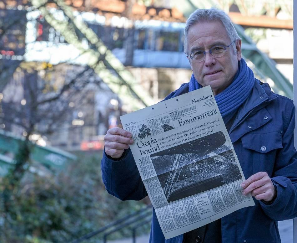 """Stadtgeschichte: Wuppertal war """"das neue Jerusalem"""" der Nachhaltigkeit"""