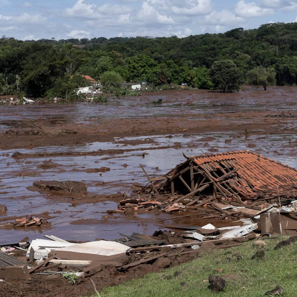 Dammbruch an Eisenerzmine in Brasilien: Brasilien klagt TÜV Süd wegen Staudammbruch mit 270 Toten an