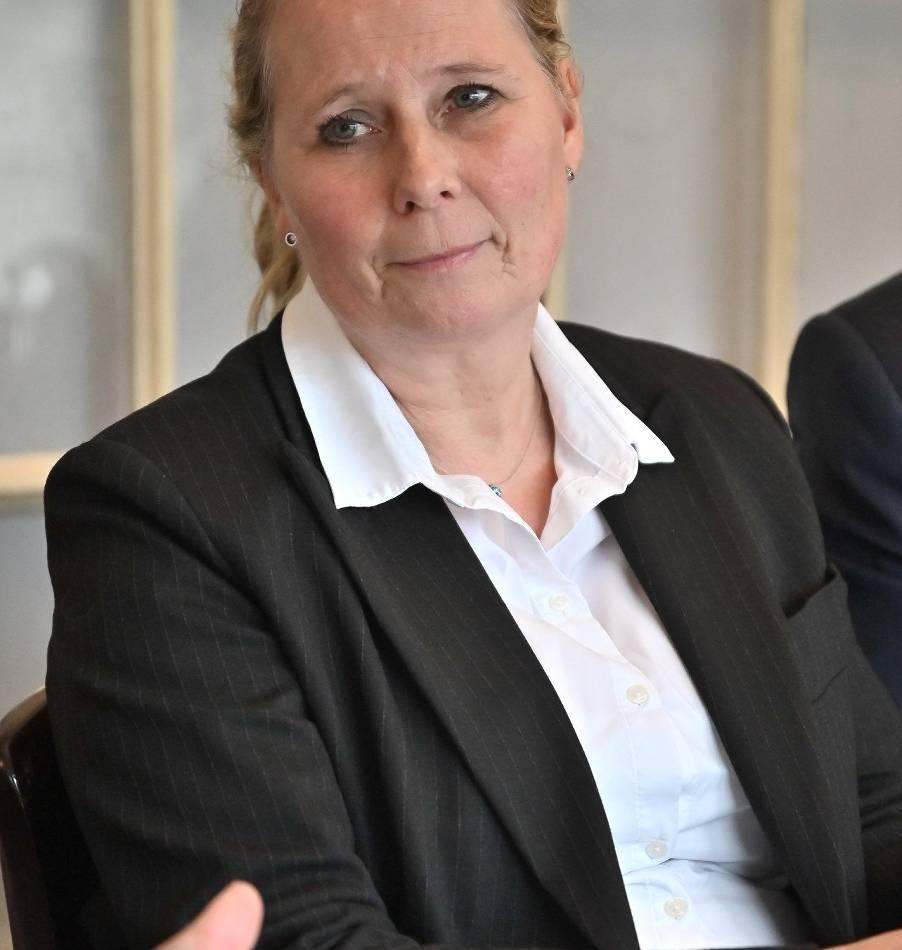 Wahlkampf: Kerstin Jensen will Krefelds erste Oberbürgermeisterin werden