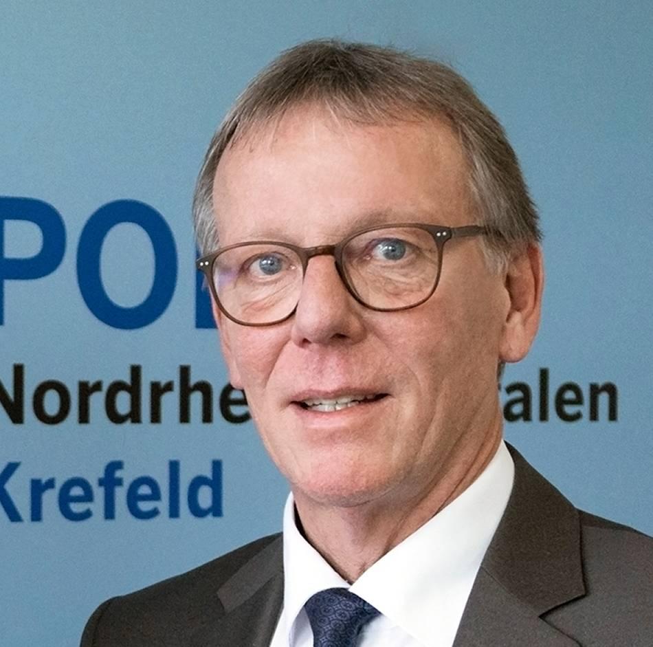 Mensch, Krefeld: Jetzt anmelden für das Live-Gespräch über Sicherheit mit Rainer Fruth
