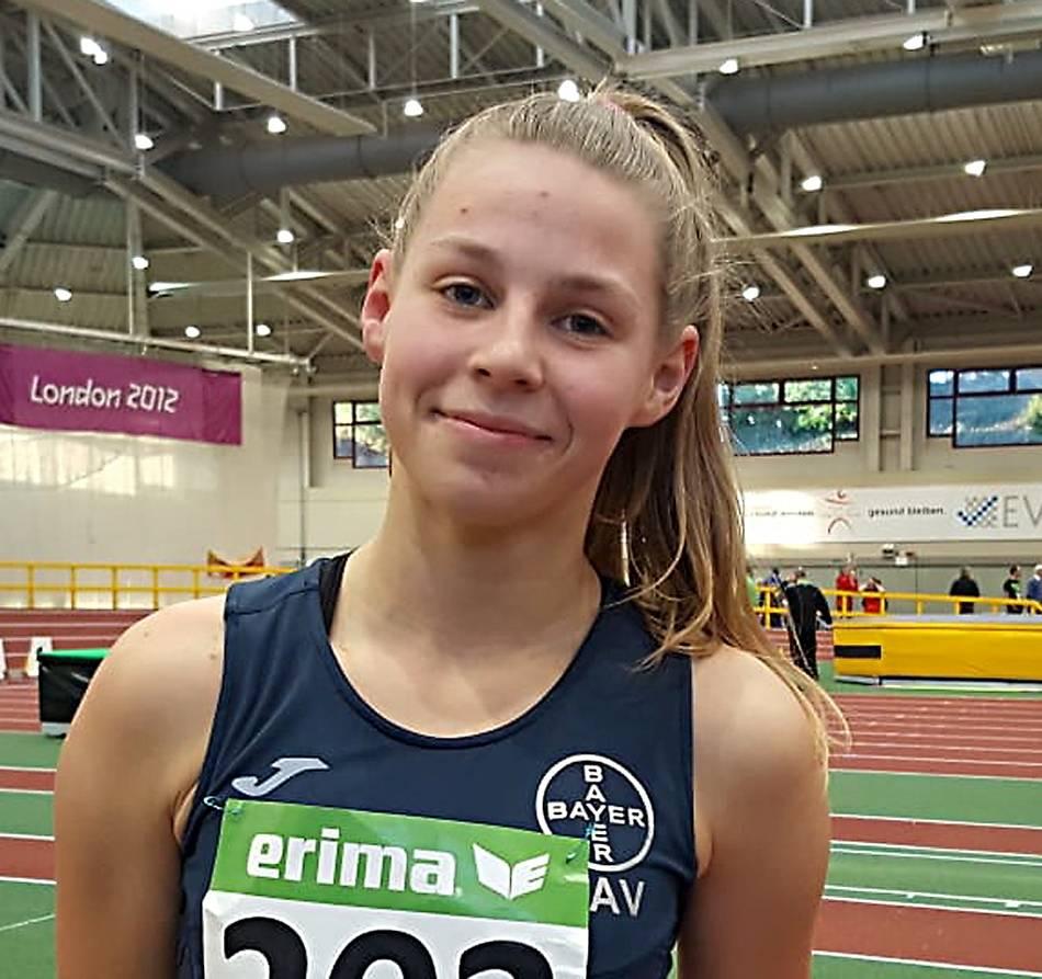 Leichtathletik: Anna Keyserlingk greift nach dem NRW-Titel