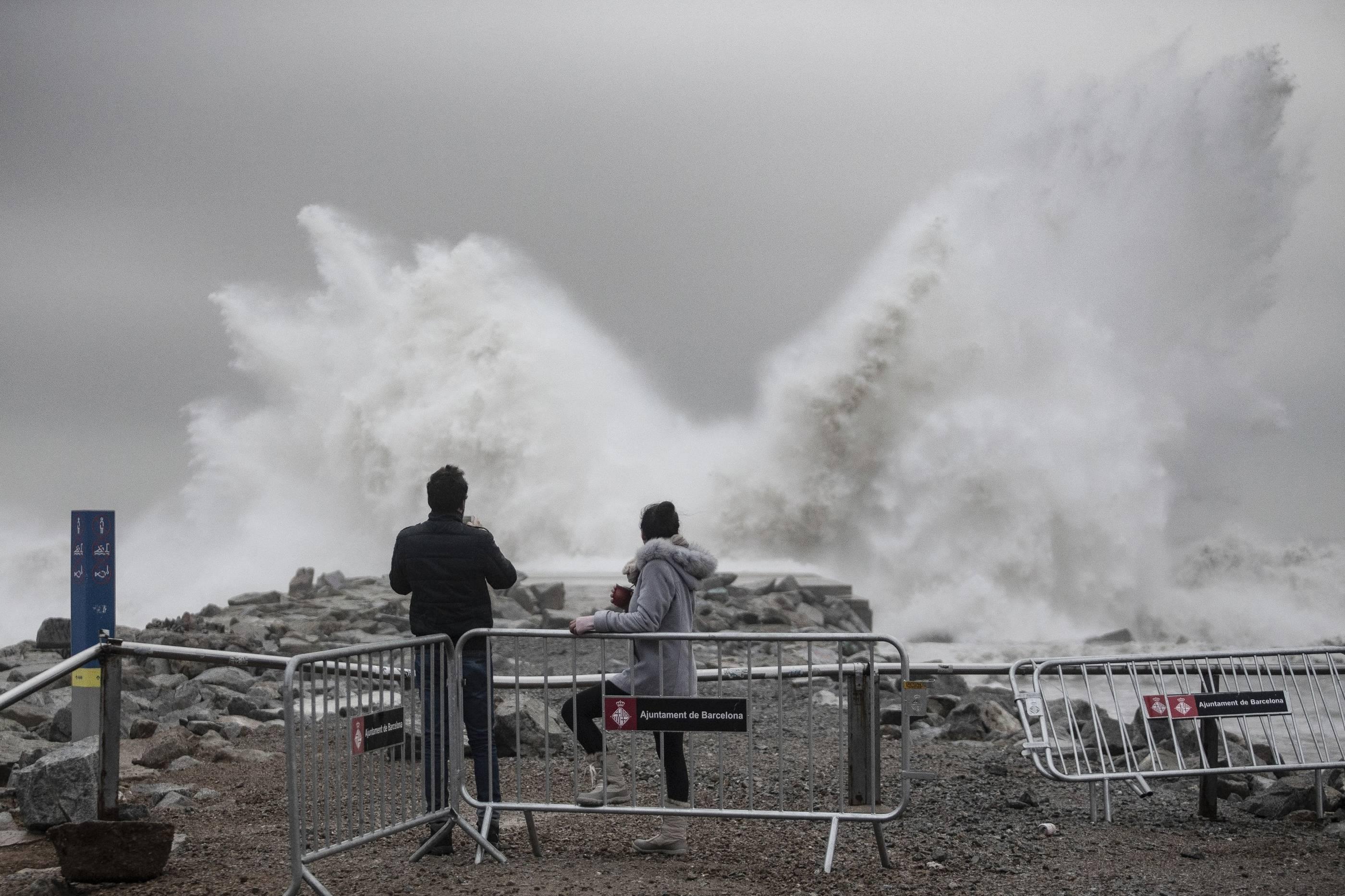 Hochwasser Spanien