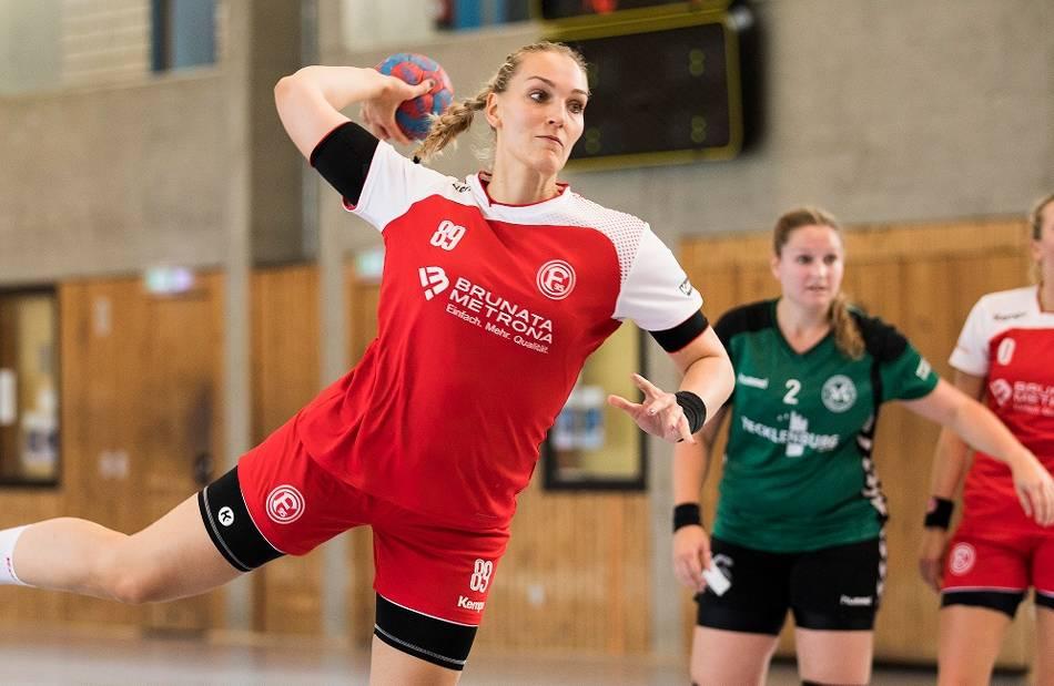 3. Handball-Liga: Schwere Aufgabe für Fortunas Handallerinnen