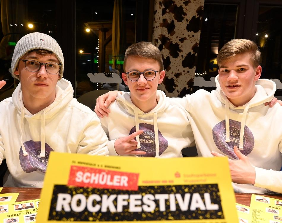 Wuppertaler Schülerrock-Festival: 700 Bewerber für den Schülerrock