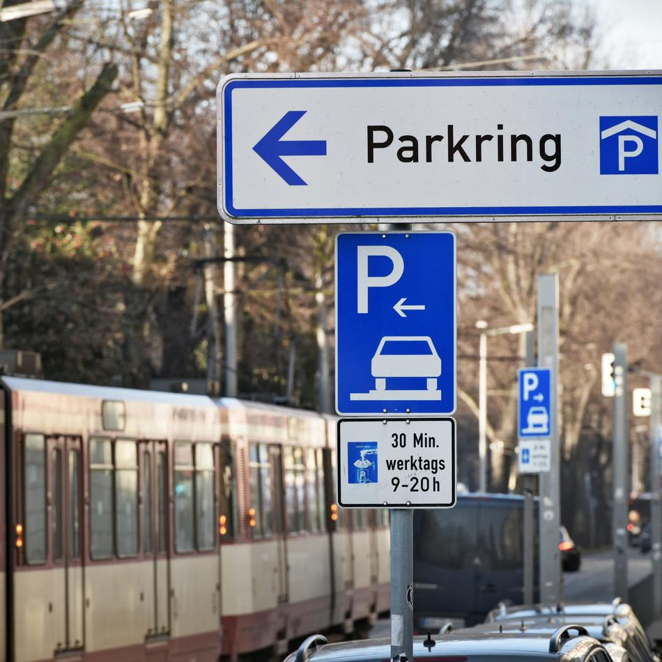 Innenstadt: Neues Parkraumkonzept kommt frühestens 2022