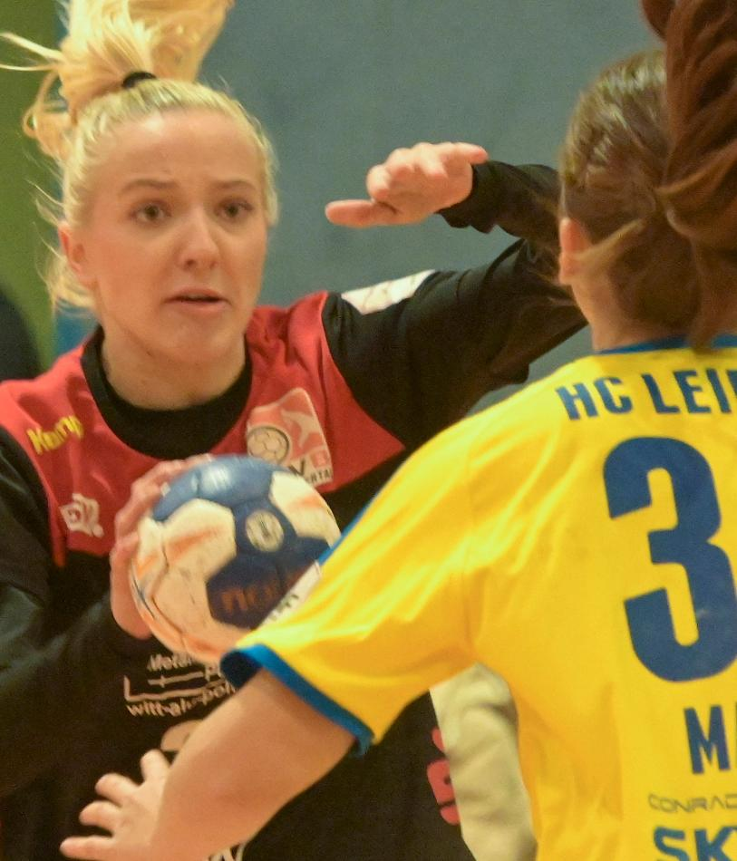 Damen-Handball : TVB rutscht tiefer in die Abstiegszone