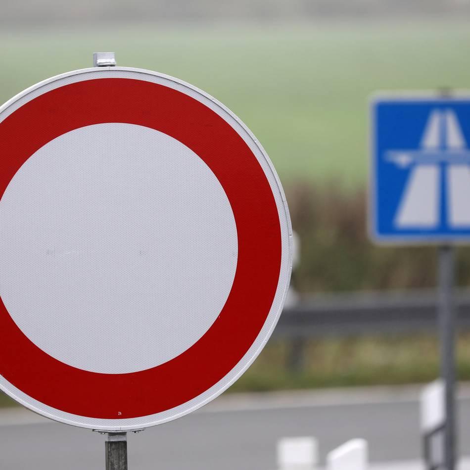 Verkehr in NRW: A57: Auffahrt Krefeld-Oppum wird gesperrt