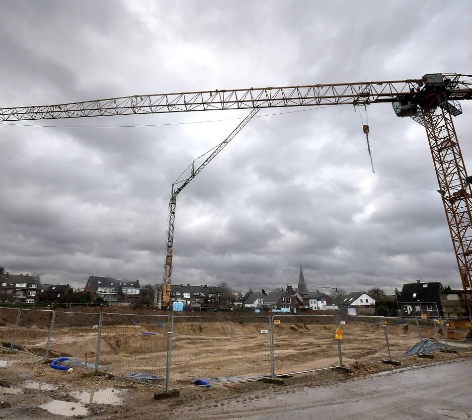 St.Hubert: Neues vom Kendel-Flüsterer: Wohngebiet nimmt Formen an