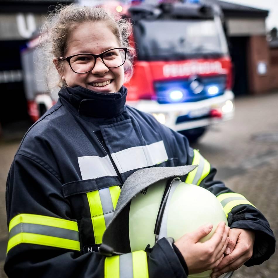 Ehrenamt: Ein Leben für die Feuerwehr