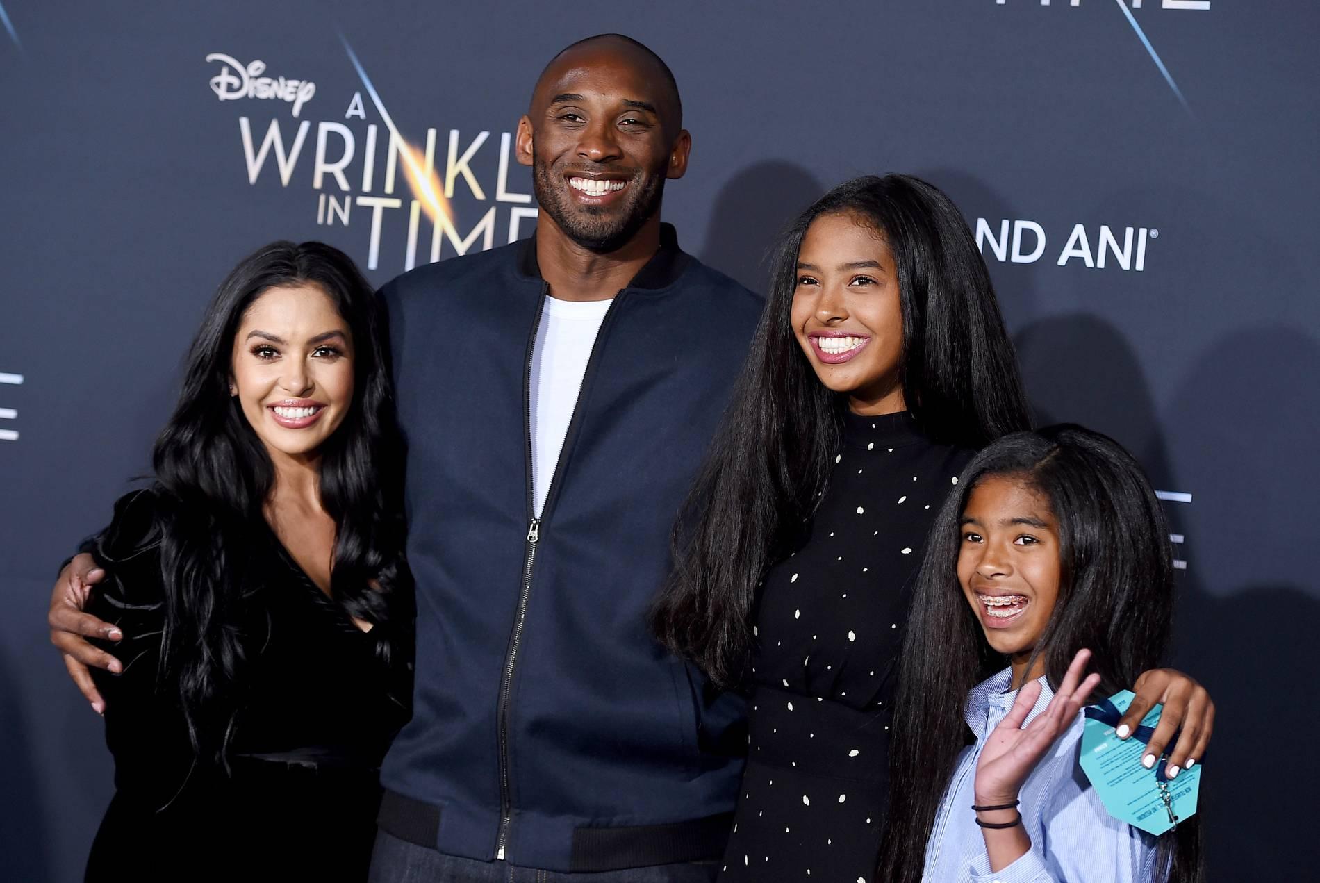 Kobe Bryant (†41): Gänsehaut! Erste Worte von Ehefrau Vanessa