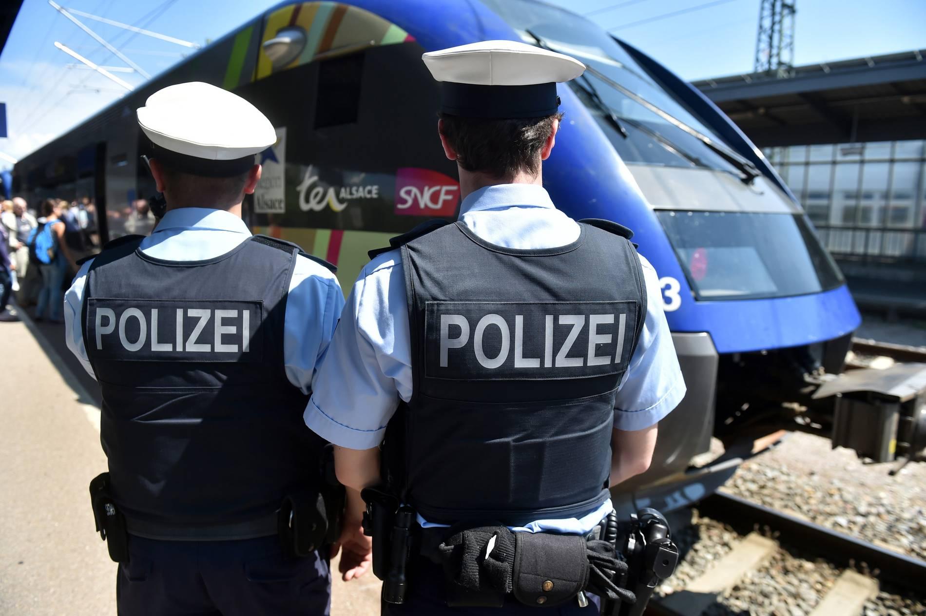 Stellen Bundespolizei