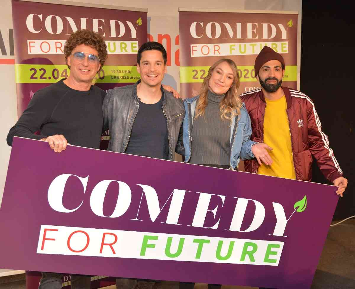 Comedy For Future