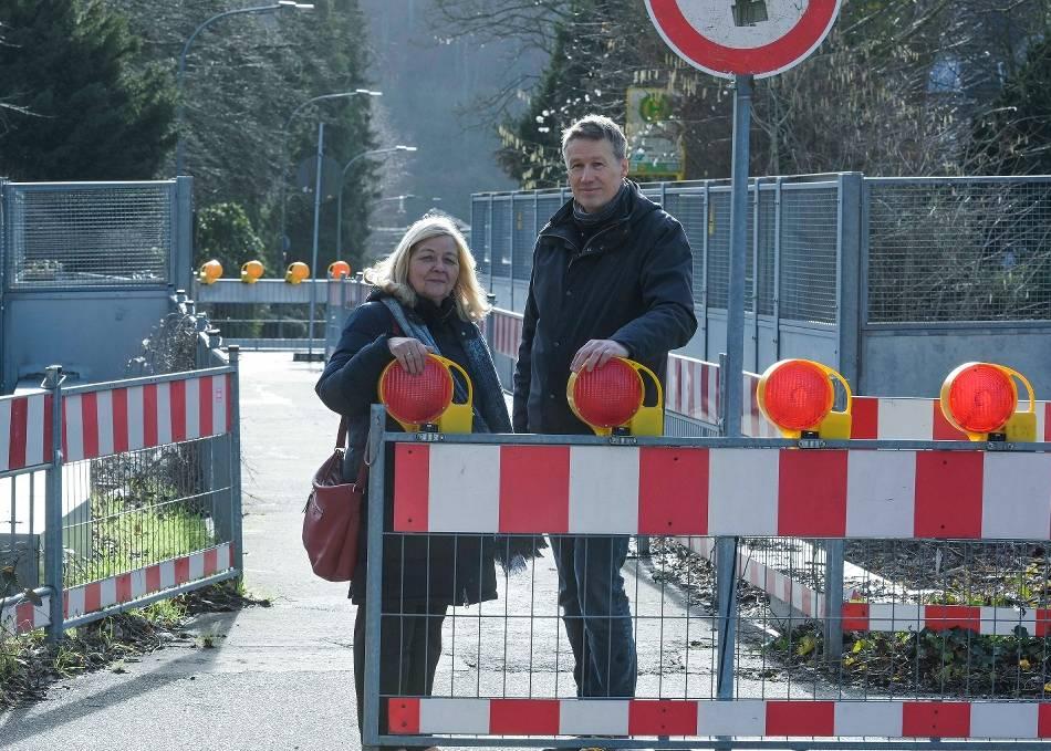 Bauprojekt: Das Geld für den Neubau der Brücke Kirchhofstraße ist da