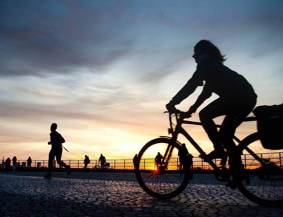 Radtourismus: Wie Düsseldorf mehr Fahrrad-Touristen anlocken will