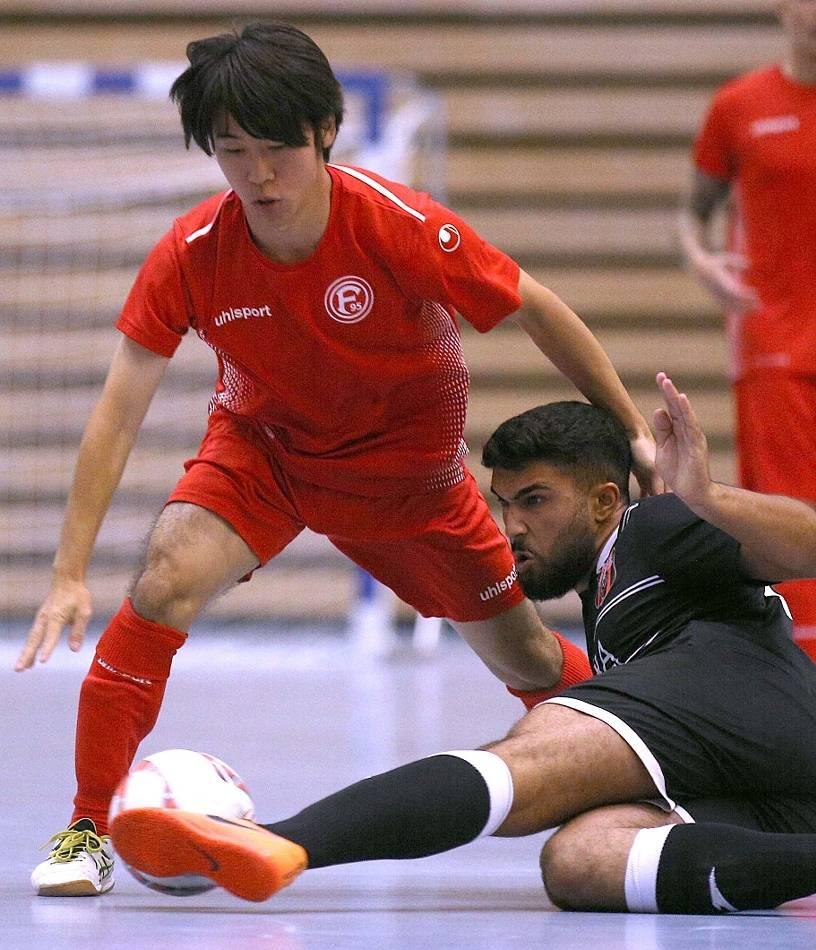 Futsal: Futsal: Erste Niederlage unter Rassi