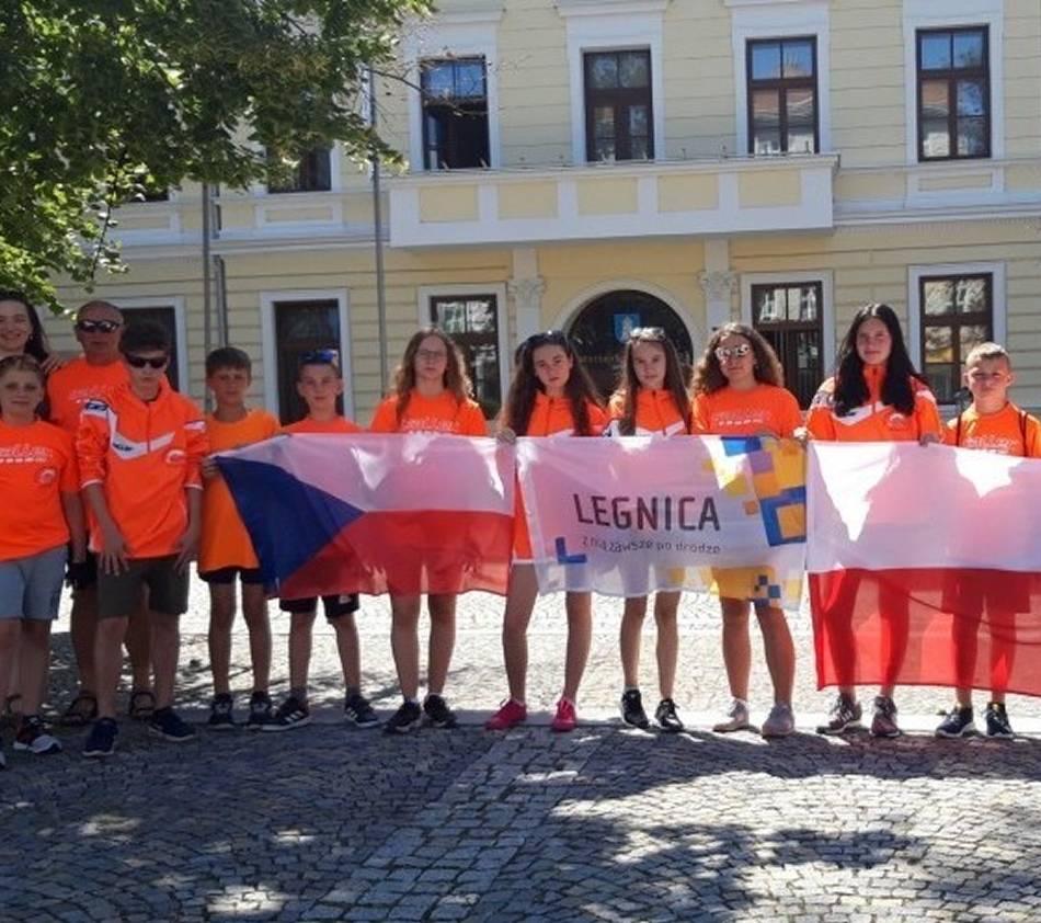 Partnerschaft: Liegnitz feiert Partnerschaft mit Tschechien