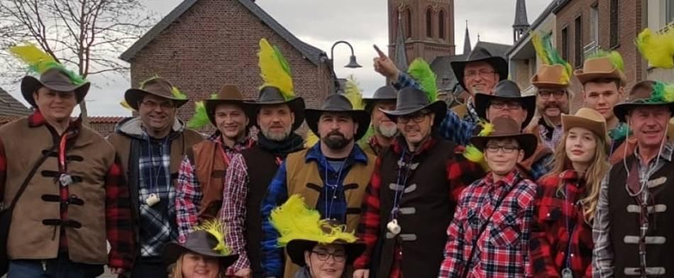 """Karneval in Tönisberg: """"Ferkes Tönn""""-Rufe im Bergdorf"""