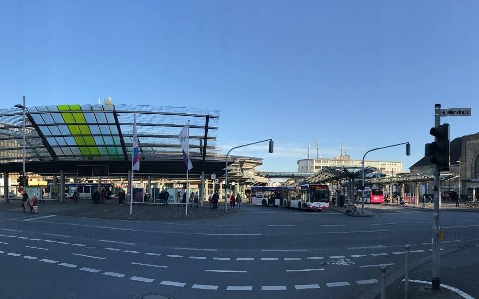 Nahverkehr in Mönchengladbach: Busbahnhof: Konkrete Pläne im Sommer