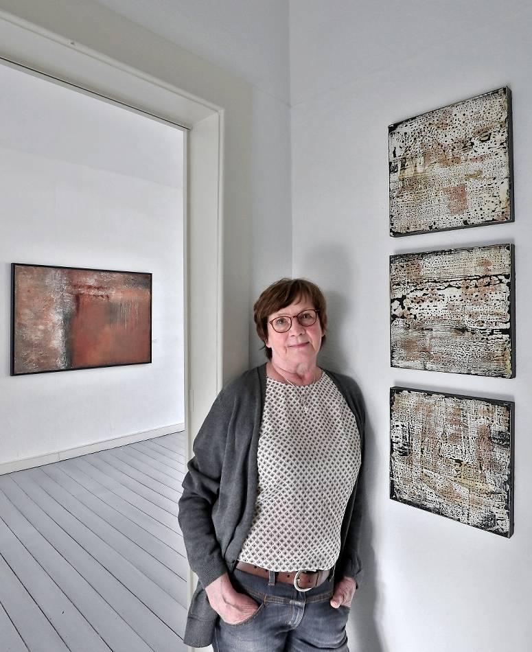 Ausstellung: Brigitte Cauquil – Kitsch oder nicht Kitsch, das ist hier die Frage