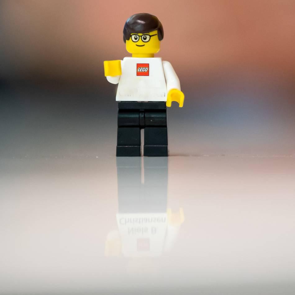 Lego-Männchen-Erfinder Jens Nygaard Knudsen ist verstorben: Lego-Männchen-Erfinder Jens Nygaard Knudsen ist verstorben