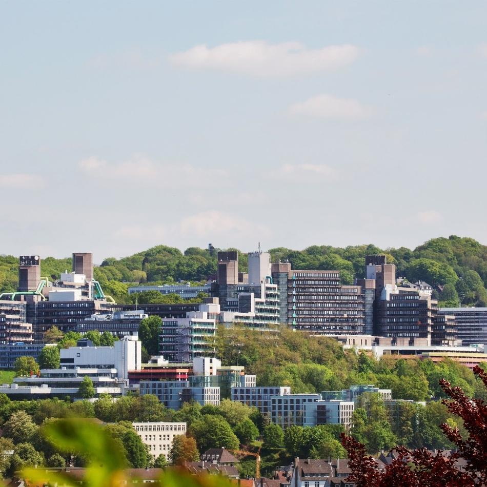 Campus Wuppertal: Wuppertaler forscht an nachhaltigen Stoffen