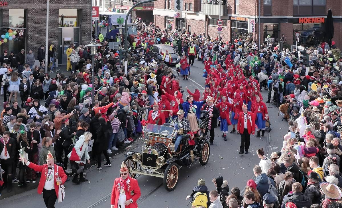 krefelder karnevalszug 2020