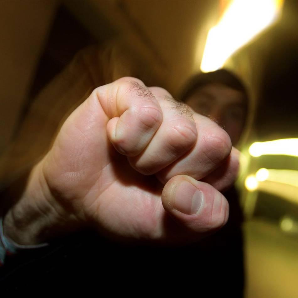Kriminalität: Polizei nimmt Schläger fest