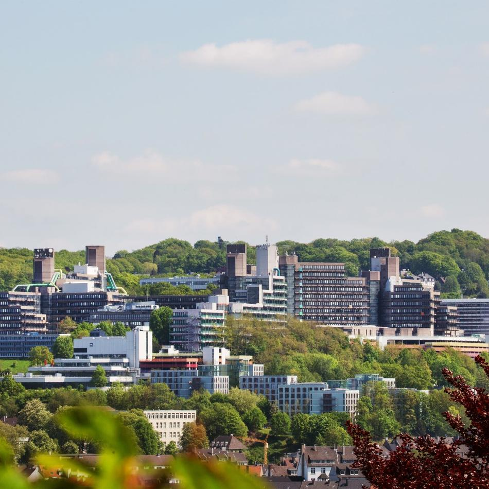 Wuppertal: Uni erweitert Maßnahmen zum Coronavirus