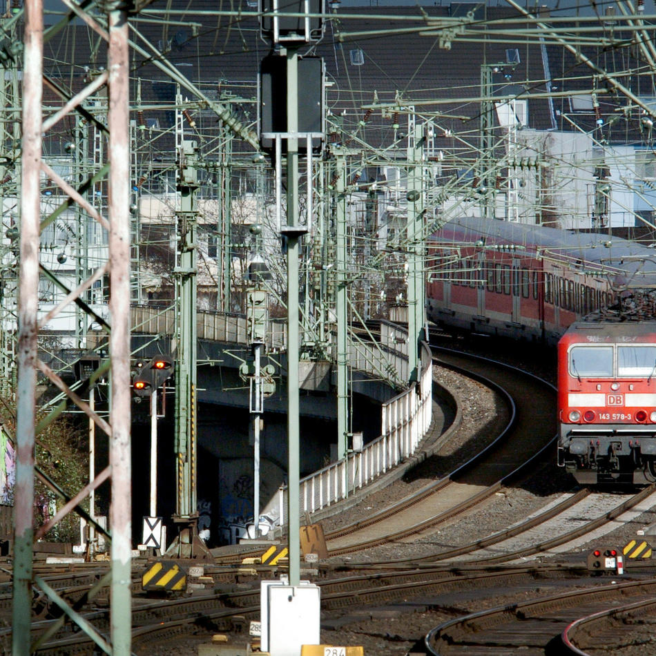 Düsseldorf: Stromausfall stoppte Züge im Hauptbahnhof