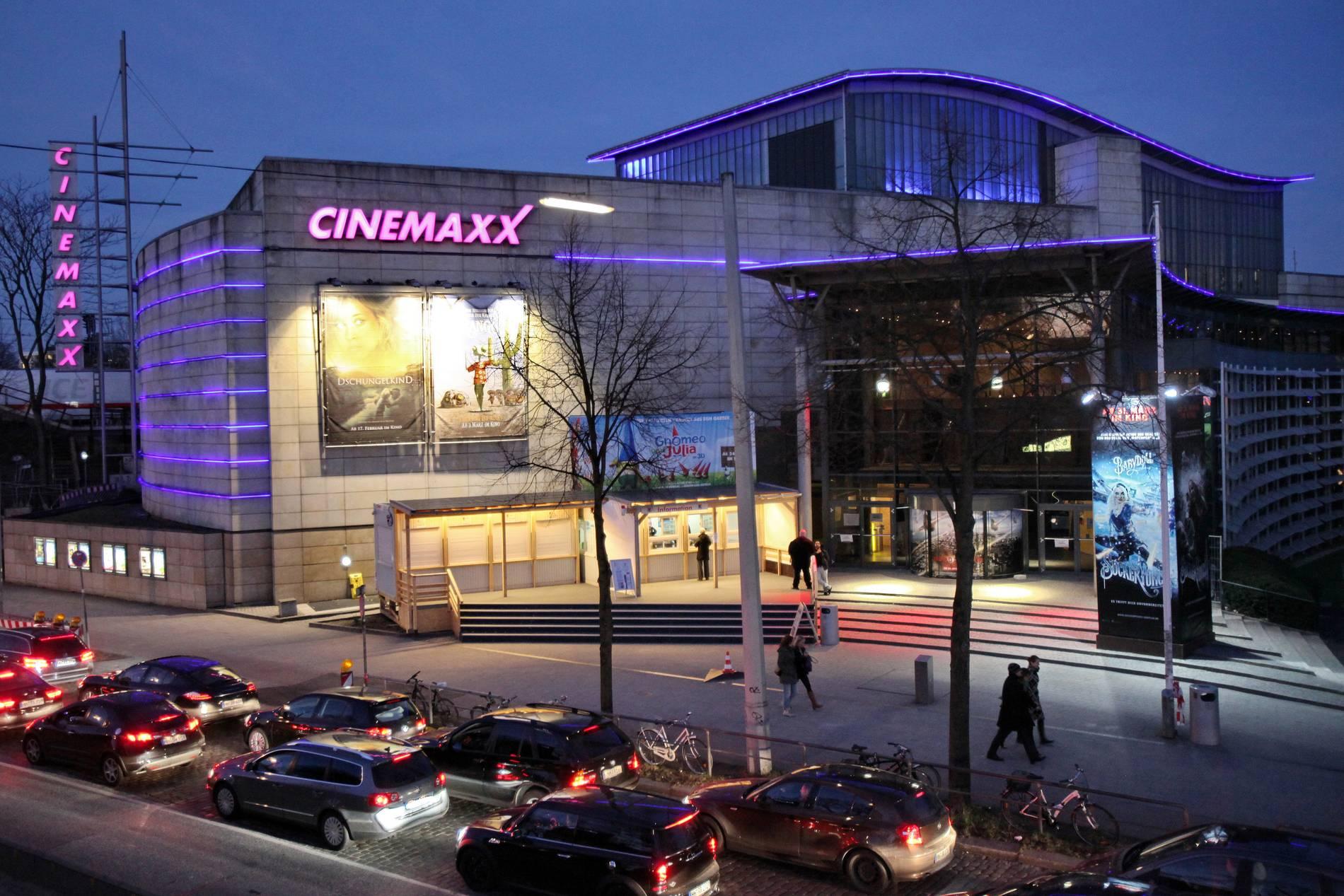 Wuppertal Kino Cinemaxx