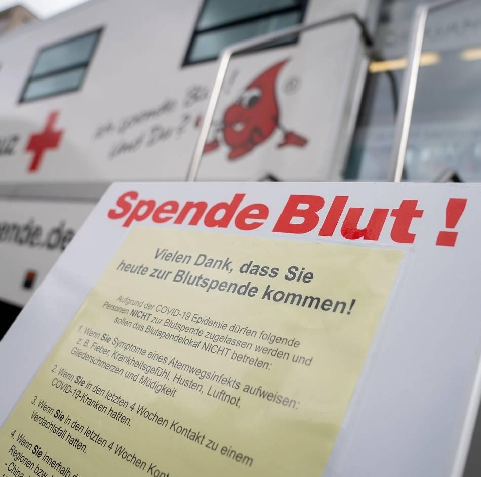 """Wülfrath: Awo und DRK: """"Gerade jetzt ist es wichtig, Blut zu spenden"""""""