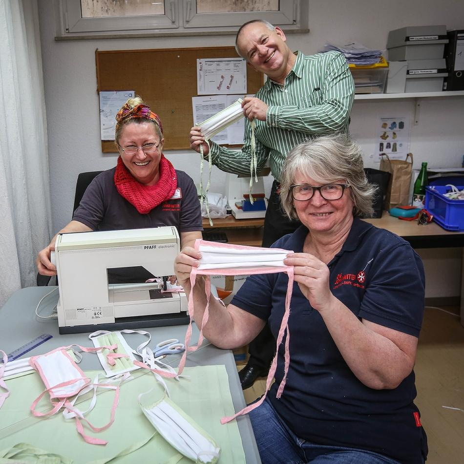 Johanniter-Heim in Büderich: Pflegeheim bitttet Meerbuscher um Hilfe