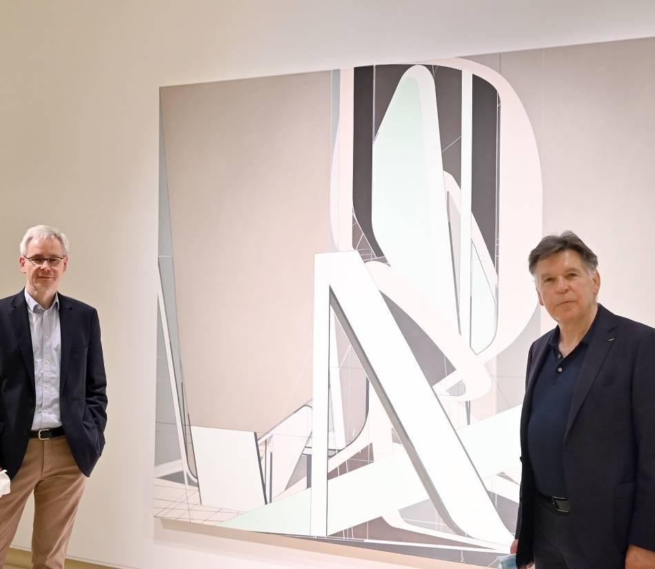 """Ausstellung würdigt Kunstwerkebestand, den die Stadtsparkasse in gut 50 Jahren zusammengetragen hat: """"Mehr : Wert"""" führt zwei Sammlungen im Von der Heydt-Museum zusammen"""