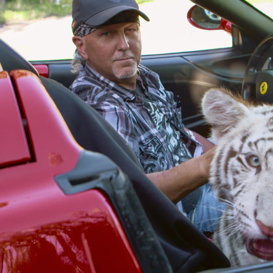 "Netflix-Show: Bekannt durch ""Tiger King"" - Jeff Lowe bekommt eigene Fernsehsendung"