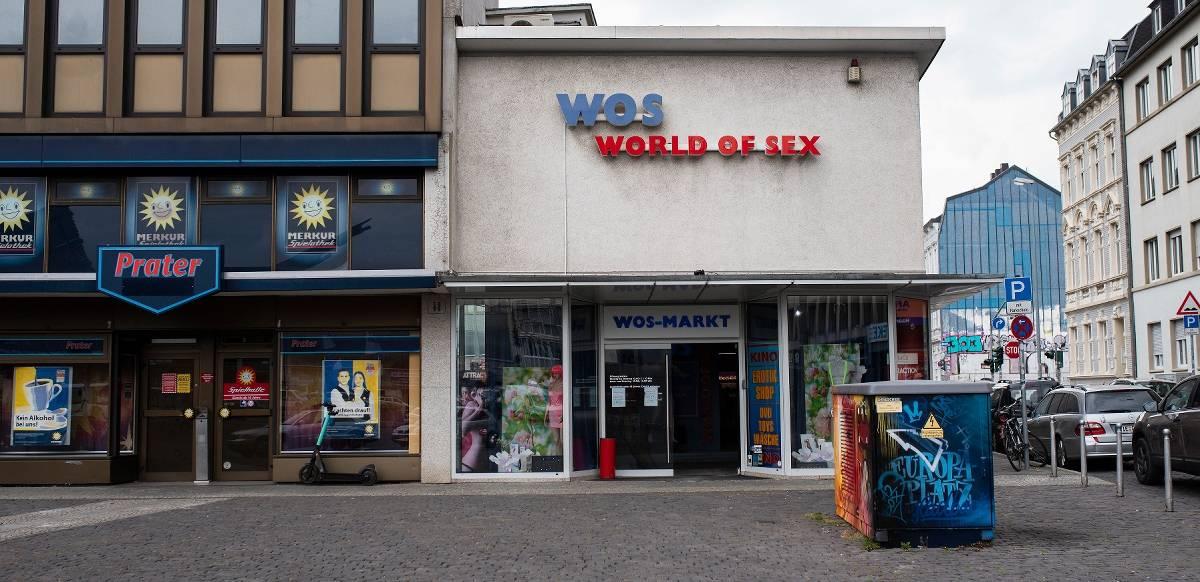 Spielhalle Mönchengladbach