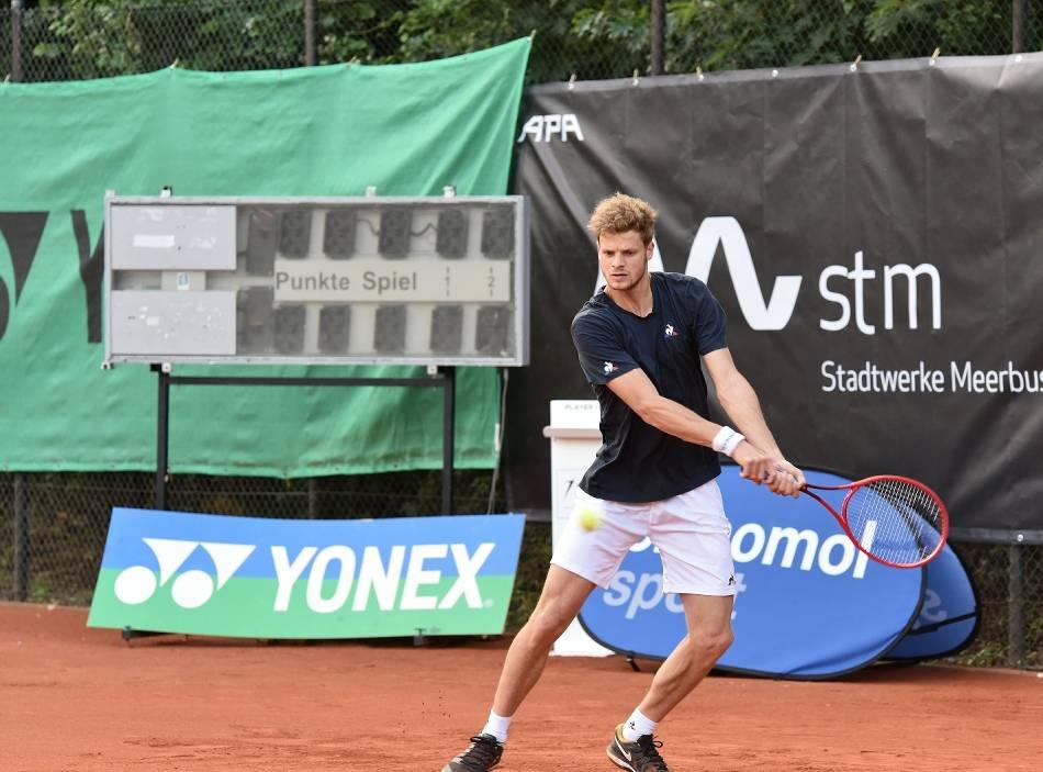 Sport in Meerbusch: Gelungenes Tennisturnier im Corona-Modus