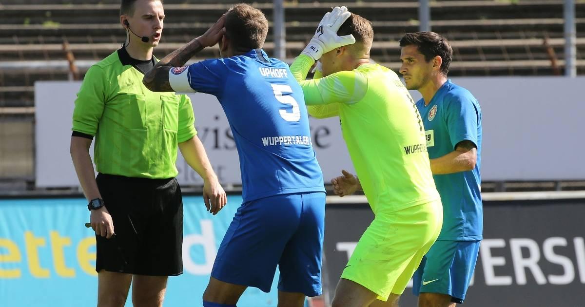 Wuppertaler SV bringt in Lippstadt möglichen Sieg nicht...