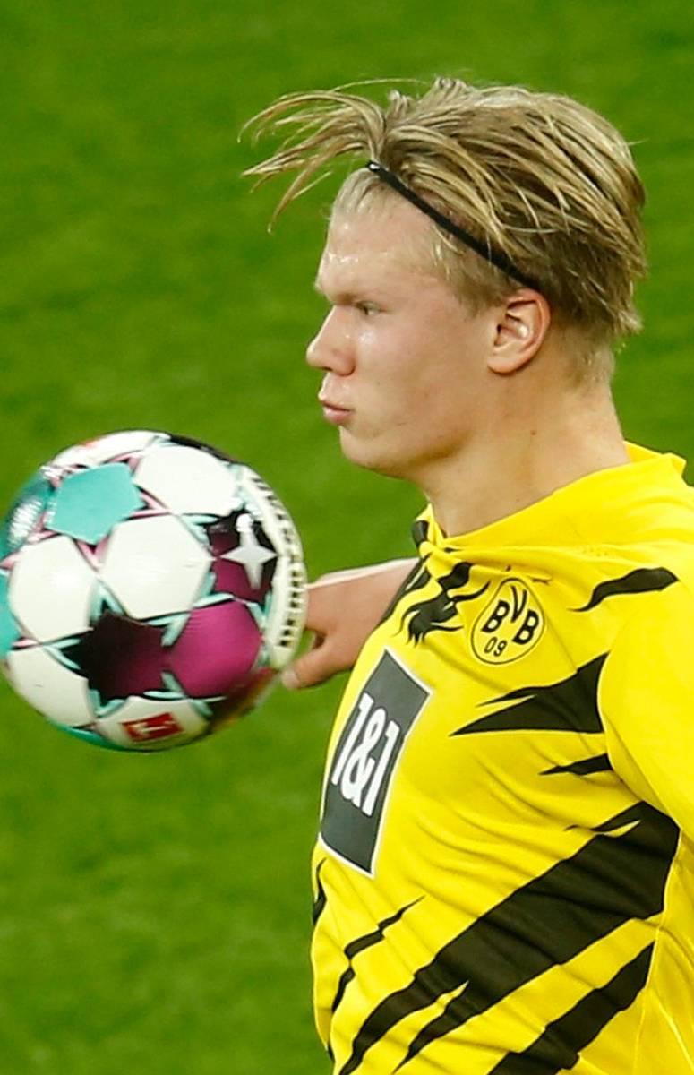 Dortmund Stürmer