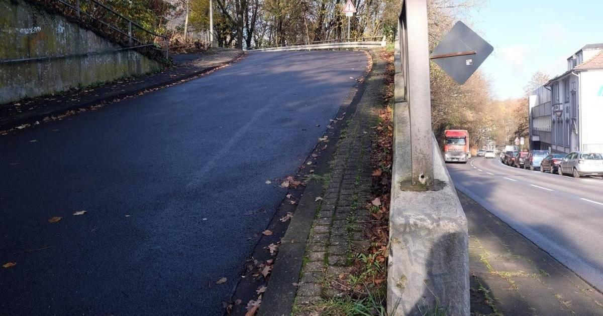 Steilste Straße Nrw