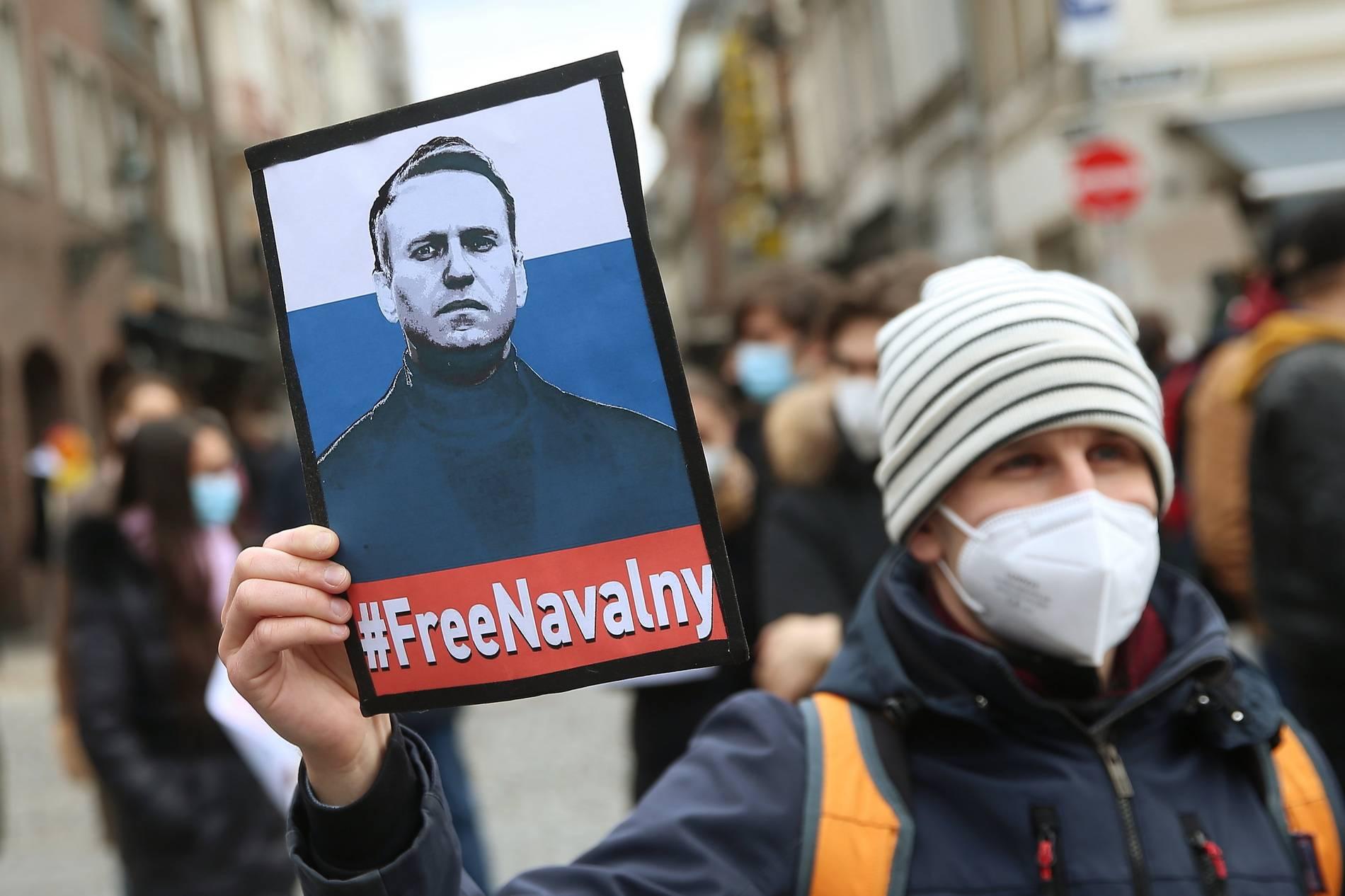 Die Nerven liegen blank - 3400 Festnahmen bei Nawalny-Protesten