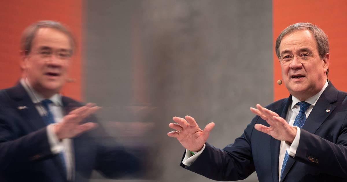 Sachsens Ministerpräsident Michael Kretschmer CDU: Lockerungen Mitte Februar? Das sagt Armin Laschet...