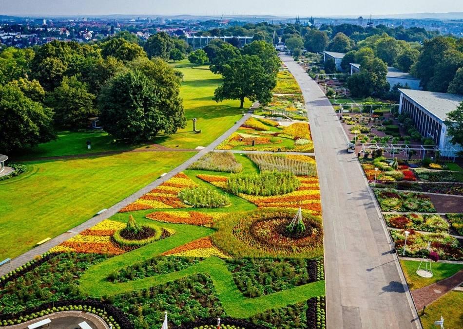 WZ-Club: Bundesgartenschau in Erfurt erleben